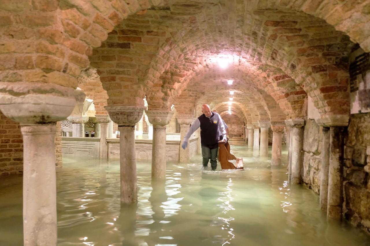 Hochwasser Venedig Aktuell