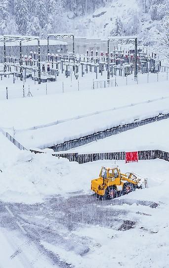 Schnee in Osttirol