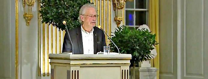 Rede von Literaturnobelpreisträger Peter Handke