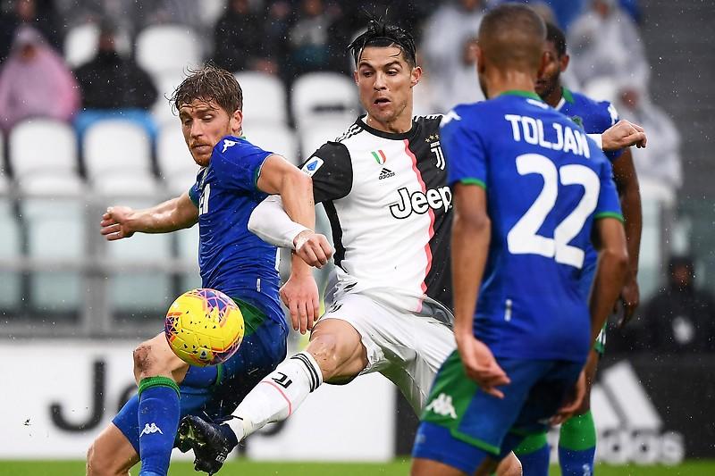 Juventus Gegen Sassuolo