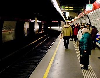 U1-Station Karlsplatz