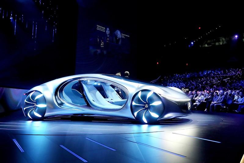 Audi präsentiert futuristisches Filmauto - Auto-News - Bild.de