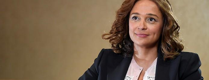 Isabel Dos Santos, Tochter von Angolas Ex-Präsidenten Jose Eduardo dos Santos