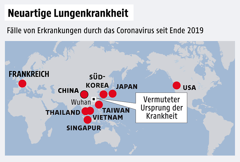 thailand coronavirus fälle