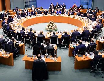 Libyenkonferenz in Berlin
