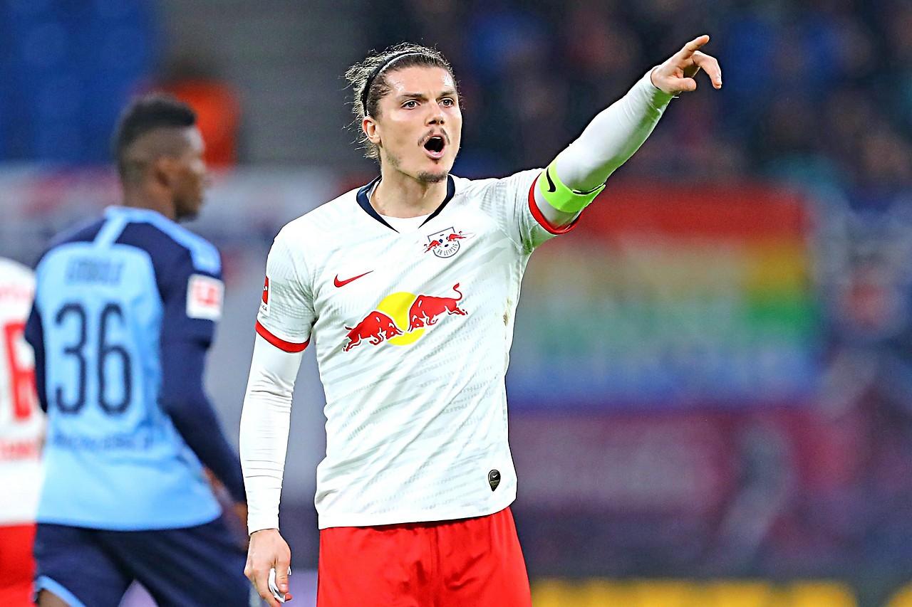 Tottenham interest in Marcel Sabitzer confirmed by RB