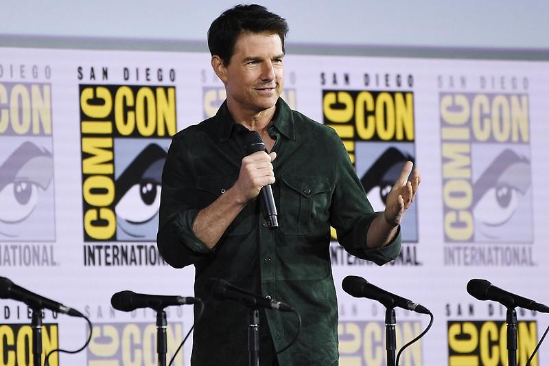 """""""Top Gun 2"""" mit Tom Cruise auf Dezember vertagt"""