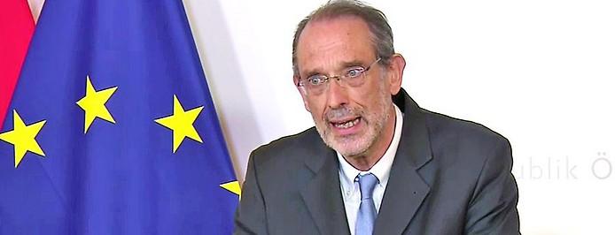 Bildungsminister Heinz Faßmann (ÖVP)