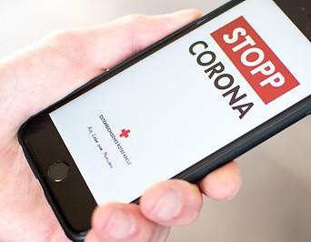 """Stopp Corona""-App des Rotes Kreuz"