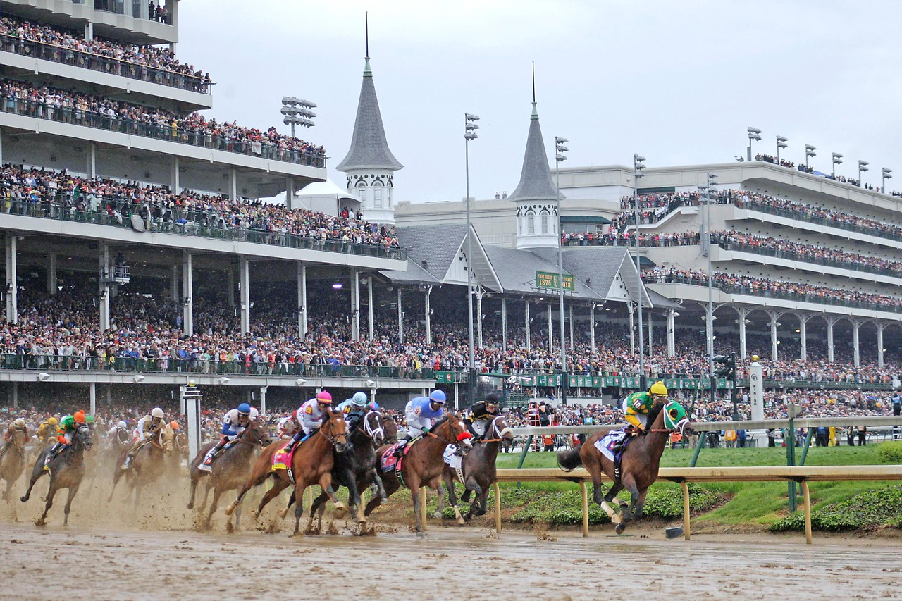 Gallery Pferdesport Schräge Alternativen zum Kentucky Derby   sport.ORF.at is free HD wallpaper.