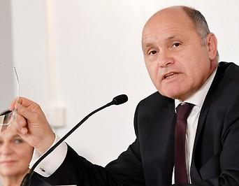 Ausschuss-Vorsitzender Wolfgang Sobotka.
