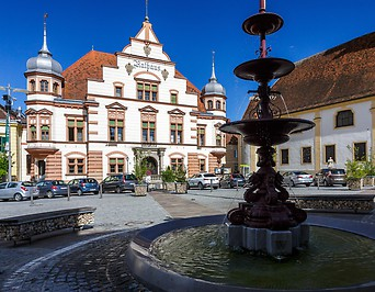Rathaus in Hartberg
