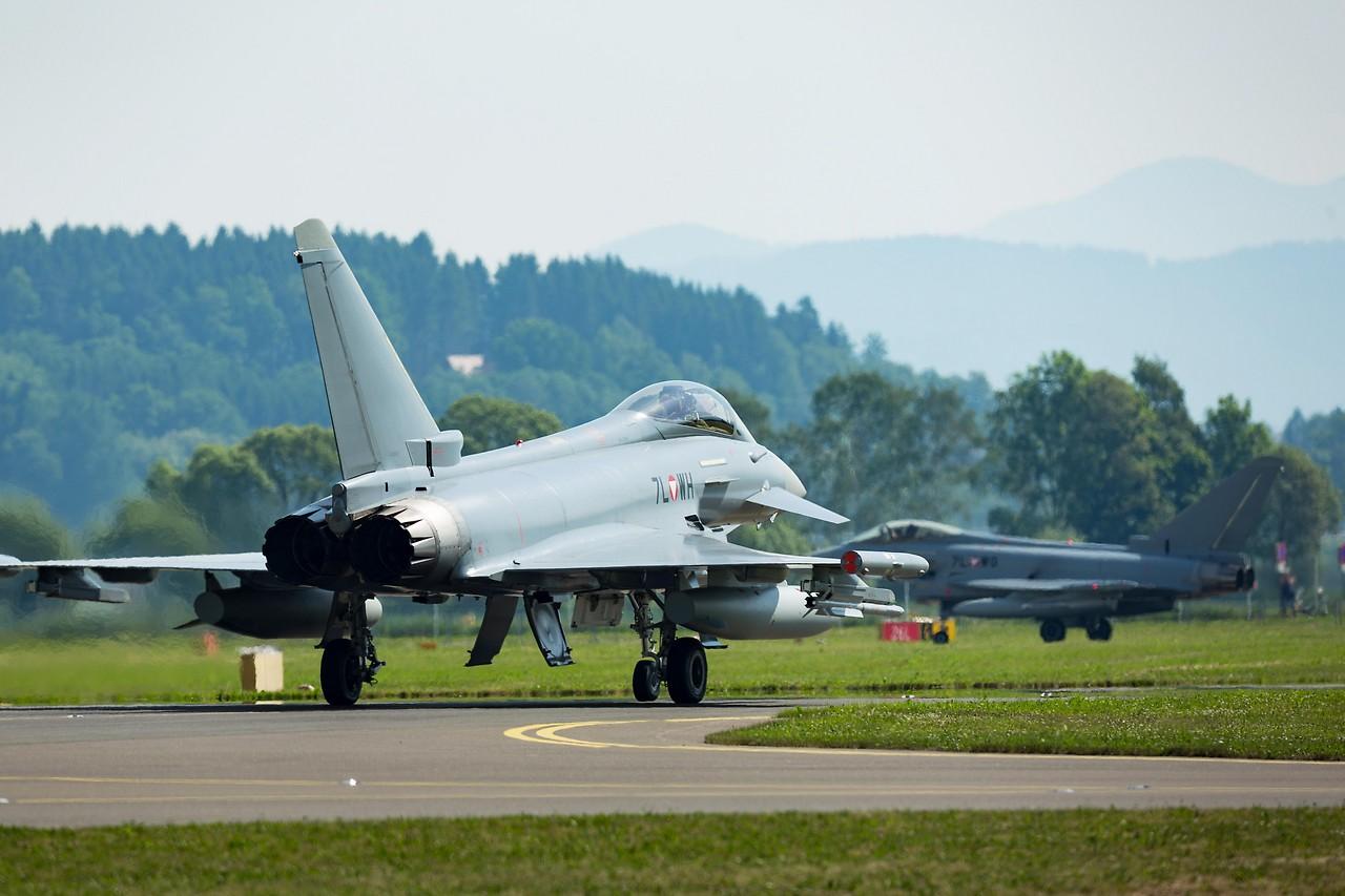 Eurofighter Kosten Pro Flugstunde