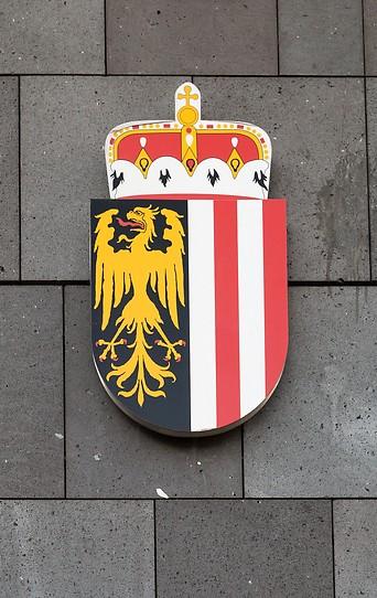 Oberösterreichisches Wappen