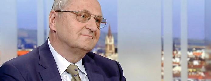 Der Chef des Wirtschaftsforschungsinstituts Christoph Badelt