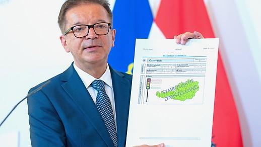 """Corona-Ampel"""": Länder sehen Bezirksgrenzen kritisch - news.ORF.at"""
