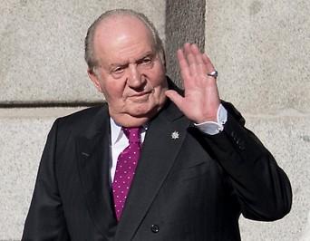 Der ehemalige spanische König Juan Carlos.