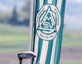 Flagge des SV Mattersburg