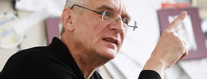 Franz Allerberger, Leiter der Abteilung öffentliche Gesundheit der AGES