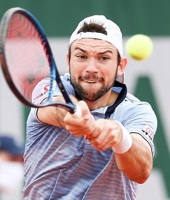 Tennisspieler Jurij Rodionov