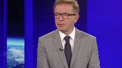 Rudolf Anschober egészségügyi miniszter