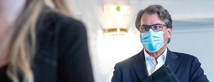 Stefan Pierer beim Ibiza-Untersuchungsausschuss