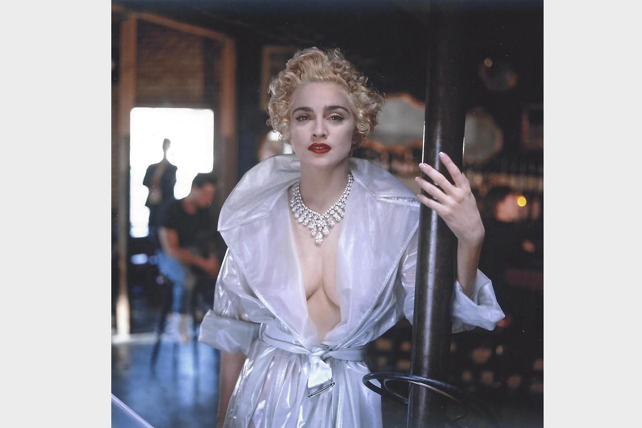 Madonna, Vanity Fair, 1990