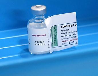 Coronavirus Impfstoff von AstraZeneca