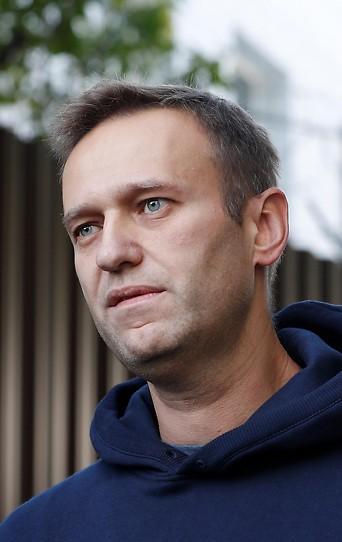 Russischer Oppositionspolitiker Alexei Nawalny