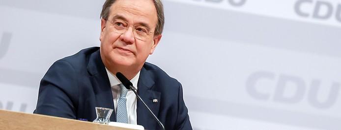 Neuer CDU-Chef Armin Laschet
