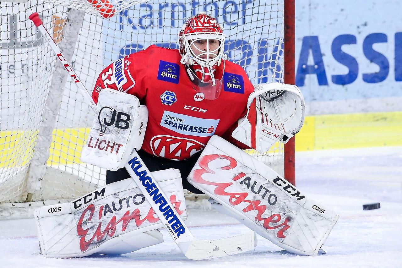 Eishockey KAC Stellt Spitzenreiter Bozen Bein Sport ORF At