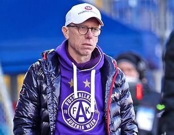 Austria-Trainer Peter Stöger