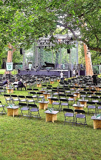 Theater im Park in Wien