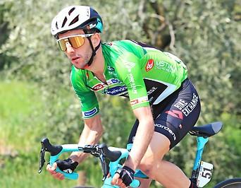 Der britische Radprofi Simon Yates (Team BikeExchange)