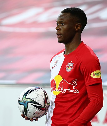 RedBull Salzburg Spieler Daka.