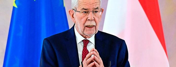 Bundespräsident Alexander Van der Bellen