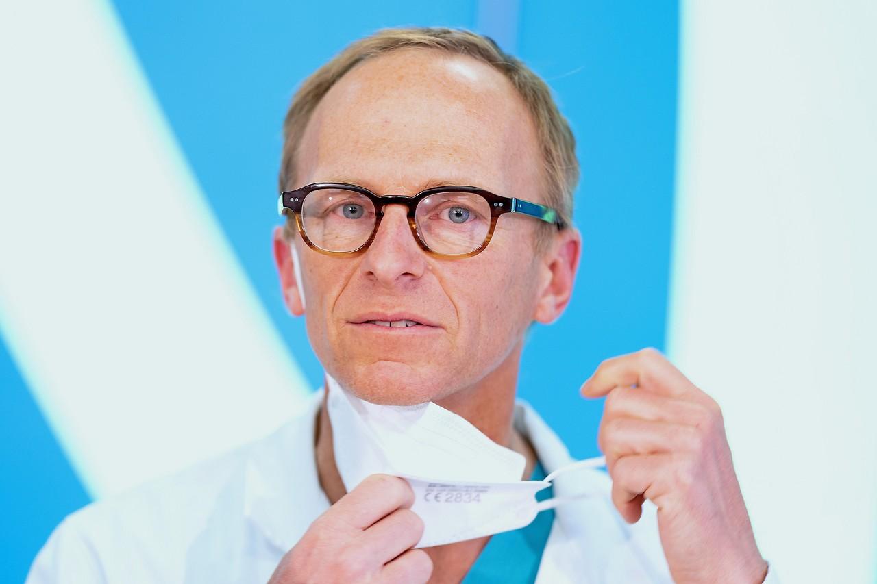 Mediziner Christoph Wenisch