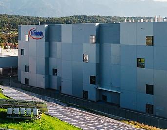 Das neue Infineon-Werk in Villach