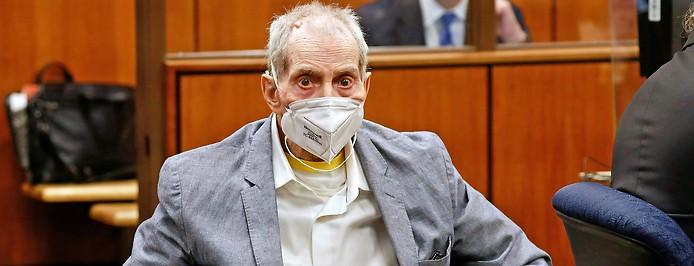 Der verurteilte Robert Durst