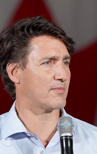Der kanadische Ministerpräsident Justin Trudeau