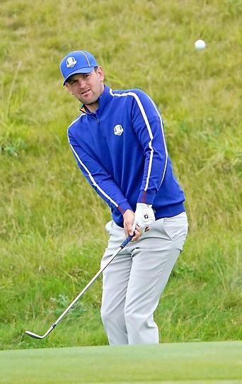 Golfer Bernd Wiesberger
