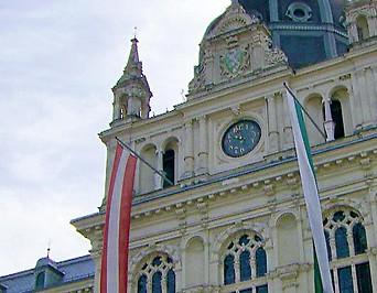Rathaus in Graz