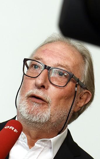 Der Vorsitzende der Alterssicherungskommission, Walter Pöltner