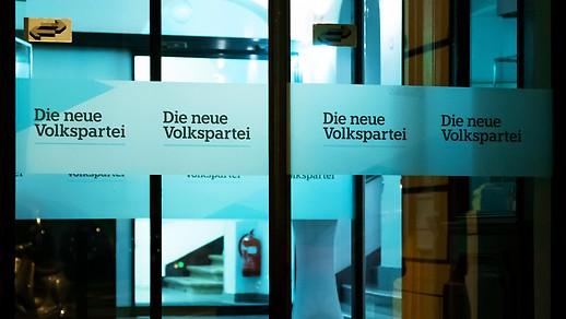 Die Parteizentrale der ÖVP