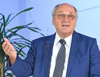Der ehemalige Chef des Wirtschaftsforschungsinstituts (Wifo), Christoph Badelt