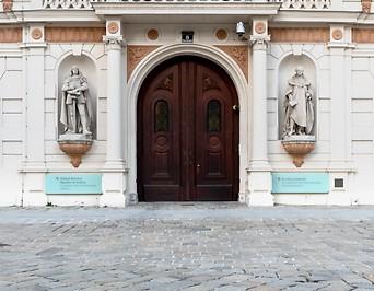Außenministerium in Wien